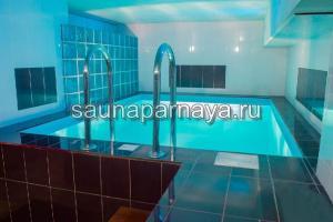Сауна Люберцы с бассейном фото большой зал