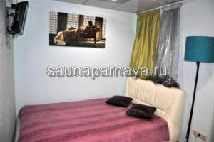 Сауна в Люберцах комната отдыха